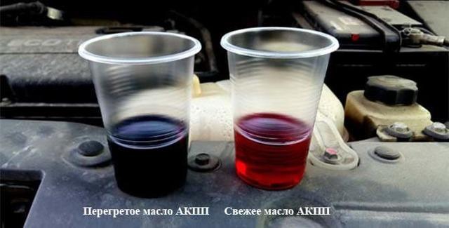 Пенится масло в АКПП, причины пены в масле КПП, вариаторе