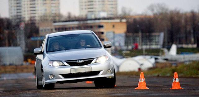 Курсы экстремального вождения, уроки контраварийной подготовки