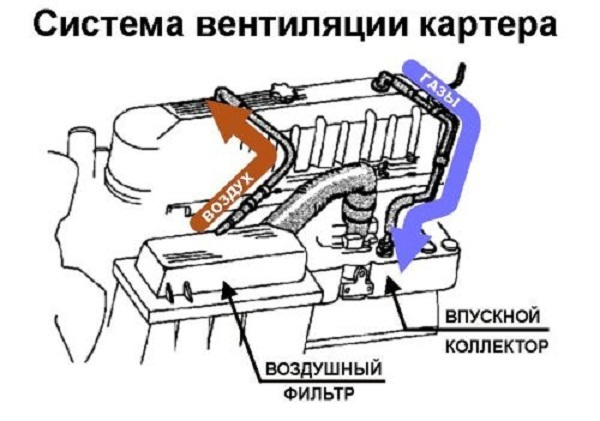 Двигатель глохнет на холостых оборотах (холостом ходу)