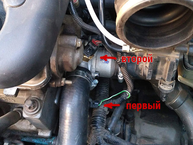 Как проверить датчик температуры охлаждающей жидкости двигателя