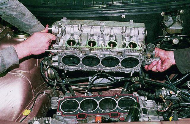 Замена блока цилиндров двигателя, прокладки ГБЦ, головки блока. Оформление замены двигателя в ГИБДД. Как поменять заглушки, дефектовка БЦ