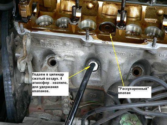 Замена клапанов, сальников. Как поменять своими руками (видео)