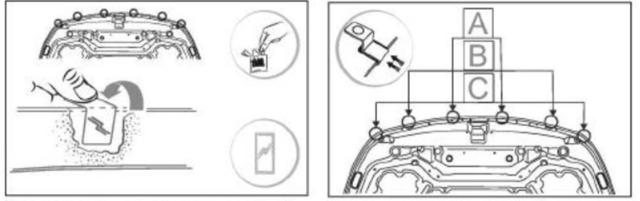 Воздухозаборник на капот своими руками, как правильно установить