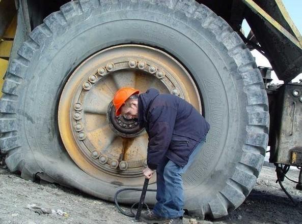 Какое давление в шинах должно быть, таблица давления воздуха