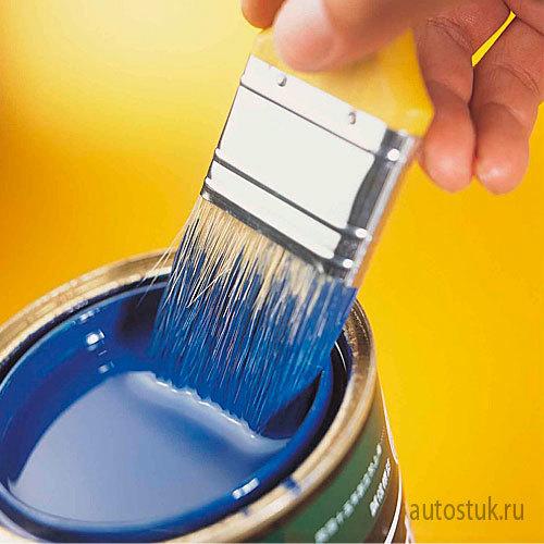 Как покрасить бампер своими руками (видео ремонта)