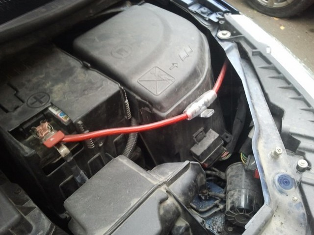 Установка сабвуфера в машину своими руками, подключение, схема